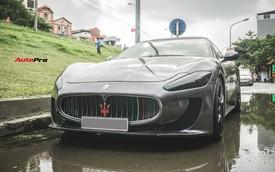 Xế sang Maserati từng góp mặt Car Passion 2018 đổi màu hầm hố, mang lưới tản nhiệt cờ Ý