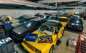 Người đàn ông kỳ lạ sở hữu tới 144 chiếc Volkswagen Golf, mỗi dịp đặc biệt đi một chiếc