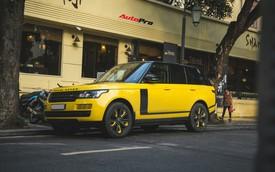 """Range Rover phiên bản """"Ong nghệ"""" độc đáo tại Hà Nội"""