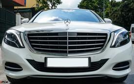 Được mất gì khi tiết kiệm gần 1 tỷ đồng mua Mercedes-Benz S400 cũ?