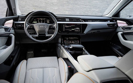 Audi hé lộ nội thất hiện đại nhất từng sản xuất với 5 màn hình cỡ lớn
