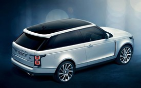 Range Rover tham vọng lên siêu sang, nhắm cạnh tranh Bentley Bentayga và Rolls-Royce Cullinan