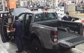 Hé lộ quy trình lắp ráp bán tải Ford Ranger Raptor sắp ra mắt tại Việt Nam