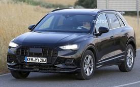 Đây là Audi Q3 thế hệ mới trần trụi 99%