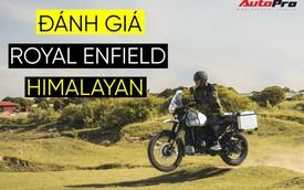 Đánh giá Royal Enfield Himalayan - Xe đi phượt giá 131,7 triệu đồng