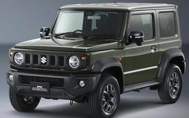 Suzuki chính thức trình làng Jimny 2019 - Tiểu G-Class
