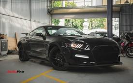 """""""Ngựa hoang"""" Ford Mustang lột xác, độ widebody của đại gia Hà Nội"""