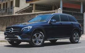Thích trải nghiệm BMW X3, đại gia Hà Nội bán lại Mercedes-Benz GLC 250 ngay sau 1 vạn km đầu tiên