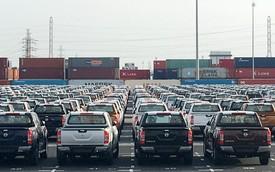 Người Việt chi 55 triệu USD nhập ô tô Thái Lan một tháng