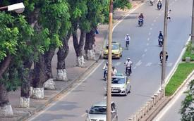 Cấm nhiều tuyến đường để thi công đường sắt Nhổn - ga Hà Nội