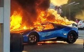 Cả thế giới mất đi thêm 1 chiếc Lamborghini Huracan Performante vì lý do ngớ ngẩn thế này đây