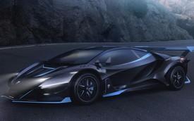 """Alieno Arcanum: """"Lamborghini Huracan"""" của Bulgari với hơn 5.000 mã lực"""
