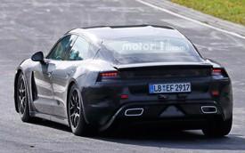 Porsche công bố thông số kỹ thuật Taycan: Siêu xe 600 mã lực