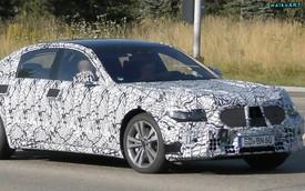 Mercedes-Benz GLB, S-Class mới lộ thêm clip thử nghiệm