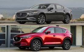 Mazda CX-5 an toàn hơn cả Mazda6