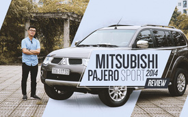 Đánh giá Mitsubishi Pajero Sport qua 4 năm sử dụng: Chất ở động cơ, nhược về tiện nghi