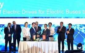 VinFast bắt tay Siemens sản xuất thêm xe buýt điện cho thị trường Việt Nam