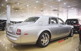 Soi chi tiết Rolls-Royce của Khải Silk đang rao bán 9 tỷ đồng