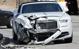 """Những vụ đâm vào xe Rolls-Royce và cái kết """"bán nhà, bán thận"""""""