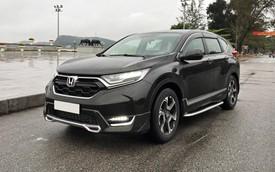 Honda CR-V gỉ sét: HVN nói an toàn, không cần khắc phục, người dùng vẫn lo lắng