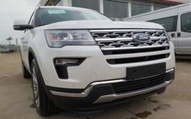 """Ford Explorer Limited 2018 nhập Mỹ """"vượt rào"""", cả trăm xe sắp đổ ra thị trường Việt"""