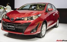 """""""Toyota Vios thành công chỉ dựa vào thương hiệu?"""" - Chuyện của quá khứ"""