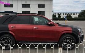Mercedes-Benz GLE thế hệ mới lộ diện trần trụi từ trong ra ngoài