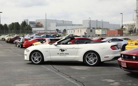 """Ford """"đếm"""" xe như thế nào để có thể xác định chính xác đâu là chiếc Mustang thứ 10 triệu?"""