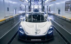 Đây là cách McLaren giao siêu xe cho khách VIP