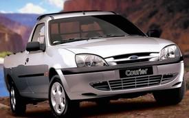"""Thêm chi tiết chứng minh Ford đang phát triển """"mini Ranger"""" với khung gầm Focus"""