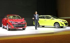 Bộ đôi Toyota Vios và Yaris của Việt Nam xịn hơn tại nước bạn nhưng giá bán lại chênh lệch bất ngờ