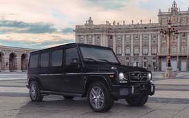 Mercedes-AMG G63 Inkas - SUV limousine siêu dài, siêu sang, chống đạn với giá triệu USD