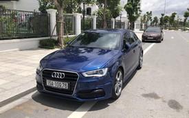 Audi A3 Sportback S line 2014 hiếm hoi được chào giá chưa đến 900 triệu đồng