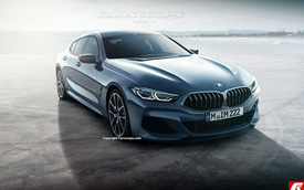 Những điểm đã biết về xe chủ lực BMW 8-Series Gran Coupe