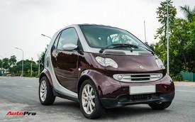 Đây là xe cũ 2 cửa giá hơn 200 triệu đồng cho người khát ô tô che mưa nắng