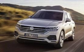 Volkswagen Việt Nam úp mở ra mắt SUV hạng sang cạnh tranh Lexus RX