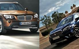 BMW bán xe không lãi bằng Suzuki