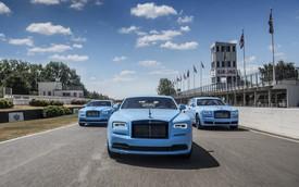 Rolls-Royce chuẩn bị trình làng 4 bản độ Cullinan cùng một lúc