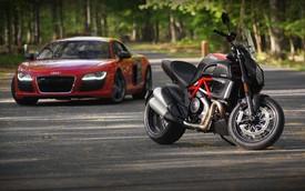 Cố đấm ăn xôi, Volkswagen lạc lối với thương hiệu Ducati