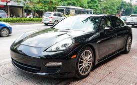 Sau hơn 7 vạn km, Porsche Panamera có giá chưa tới 2 tỷ đồng