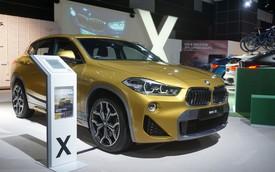 Xem trước BMW X2 sẽ ra mắt Việt Nam vào tháng sau