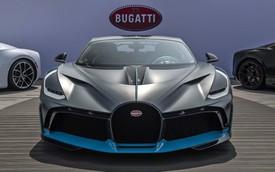 Siêu phẩm Bugatti Divo giá 6 triệu USD vừa ra mắt, 40 chiếc đã được đại gia mua sạch