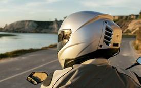 Mũ bảo hiểm có điều hoà như Bentley cho người thích lái xe máy nhưng phải mát lạnh như đi ô tô
