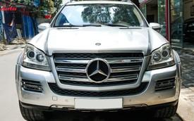 """""""Khủng long"""" Mercedes-Benz GL550 9 năm tuổi có giá rẻ hơn cả GLC 200"""
