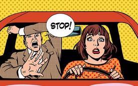 """Làm thế nào để là người phụ nữ biết dừng ô tô thật """"đẹp""""?"""
