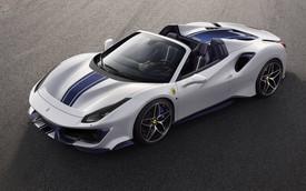 Ferrari bất ngờ trình làng 488 Pista Spider mới toanh