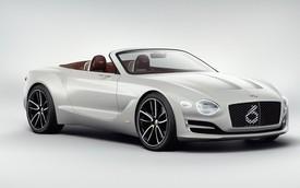 Ngay cả khi sở hữu concept xe thể thao siêu ấn tượng, Bentley vẫn quyết tâm nói không với phân khúc này