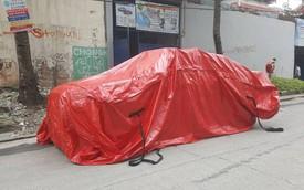 Cất xe vào túi - Cách chống ngập cho xe để trong hầm mà tài xế Việt cần biết