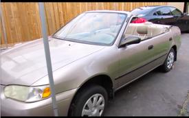 Hướng dẫn biến Toyota Corolla thành xe mui trần: Dễ nhưng có dám?