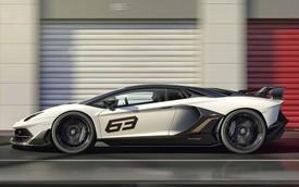 15 phút khám phá chi tiết Lamborghini Aventador SVJ 63 mới trình làng